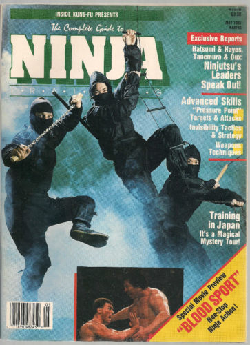 05/87 The Complete Guide to Ninja Training