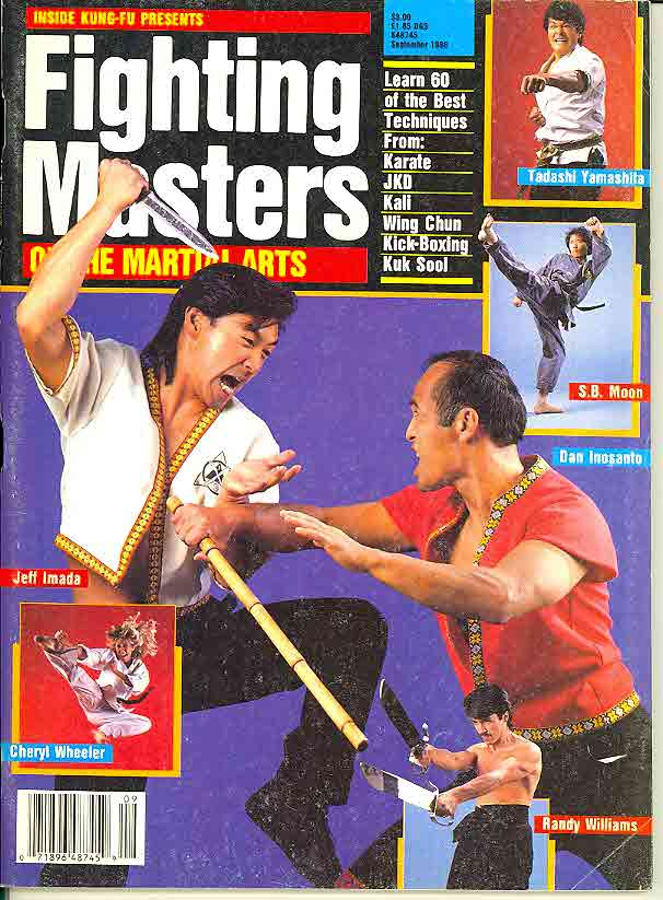 09/86 Fighting Masters of the Martial Arts