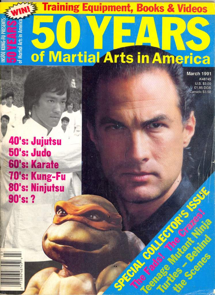 03/91 50 Years of Martial Arts in America