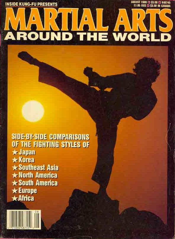 08/89 Martial Arts Around the World