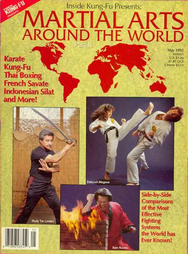 05/91 Martial Arts Around the World