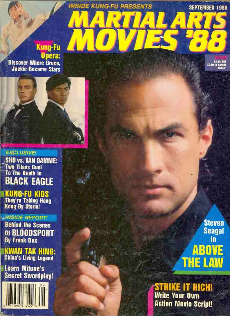 09/88 Martial Arts Movies