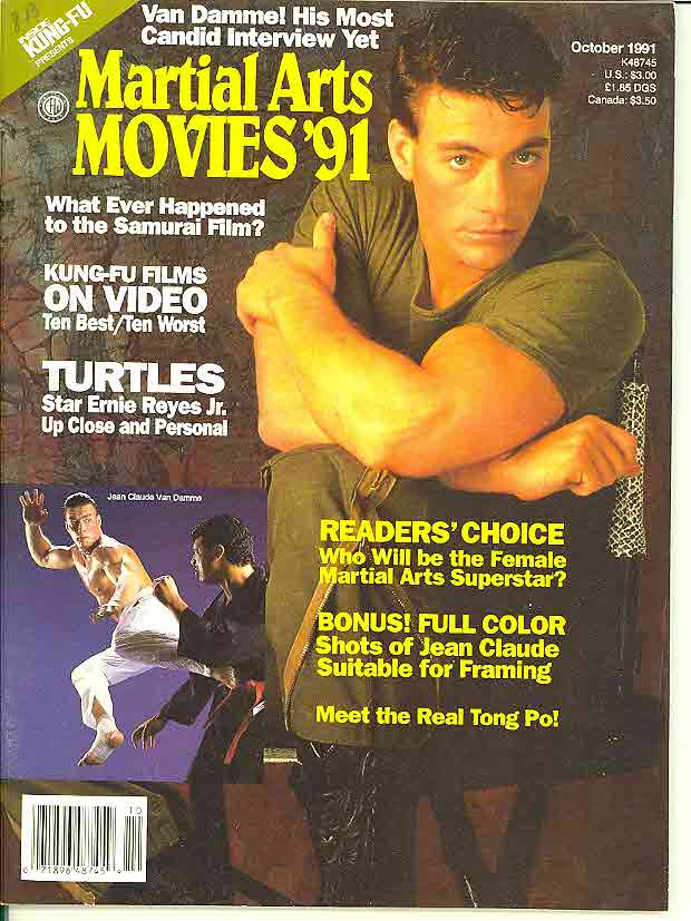 10/91 Martial Arts Movies