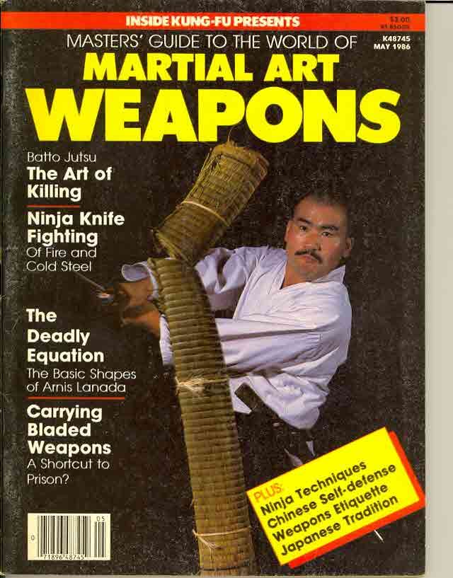 05/86 Martial Arts Weapons