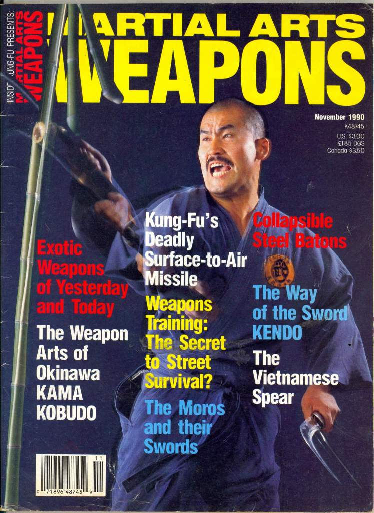 11/90 Martial Arts Weapons