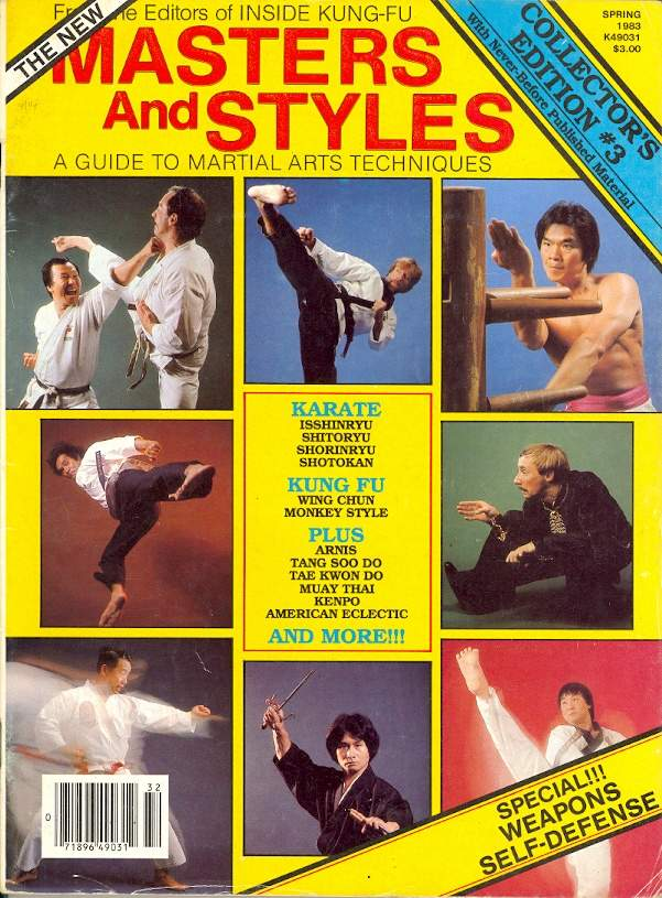 Spring 1983 Masters & Styles