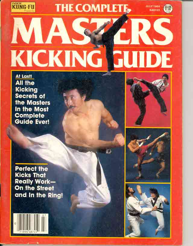 07/84 The Complete Masters Kicking Guide