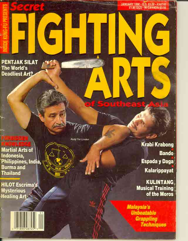 01/90 Secret Fighting Arts of Southeast Asia