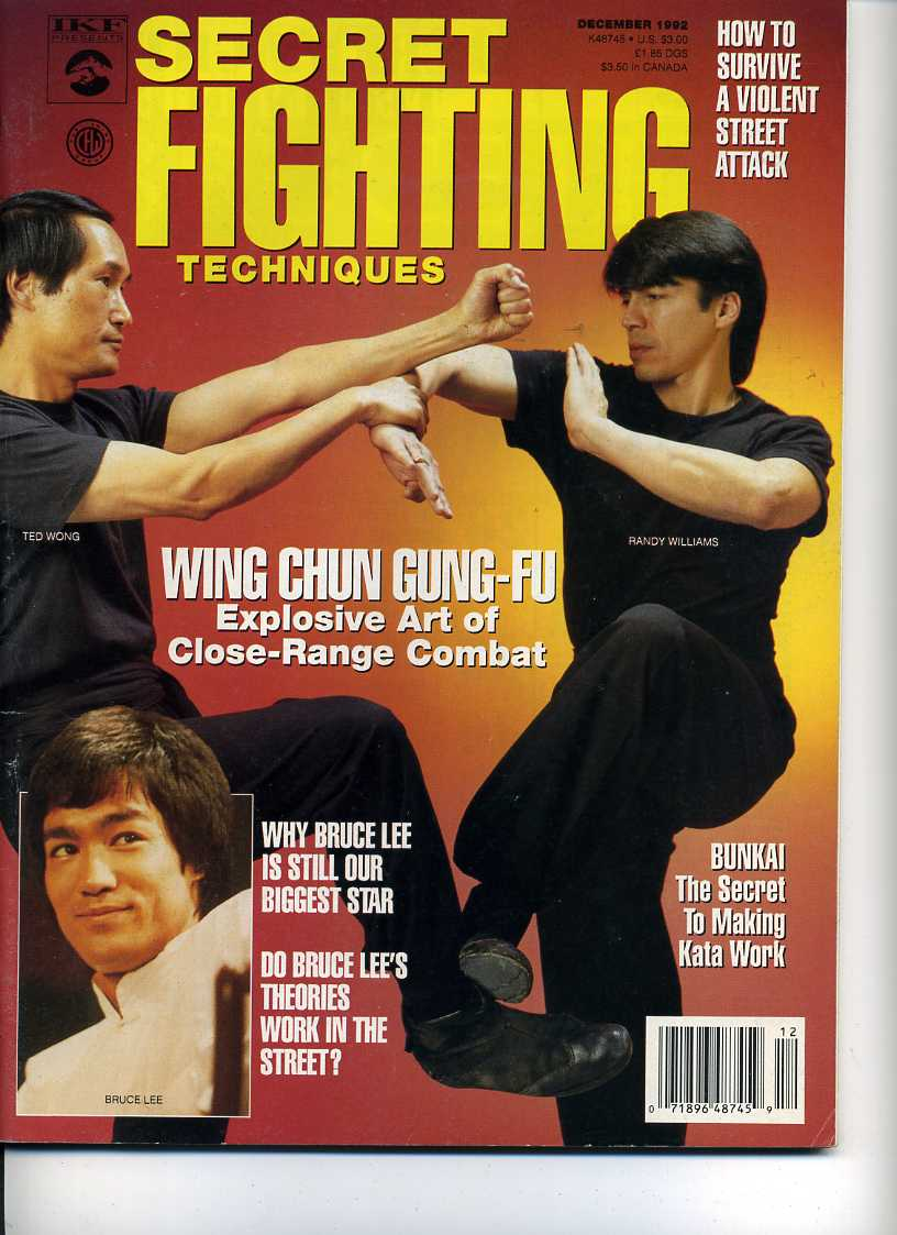 12/92 Secret Fighting Techniques