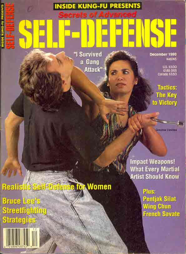 12/90 Secrets of Advanced Self Defense