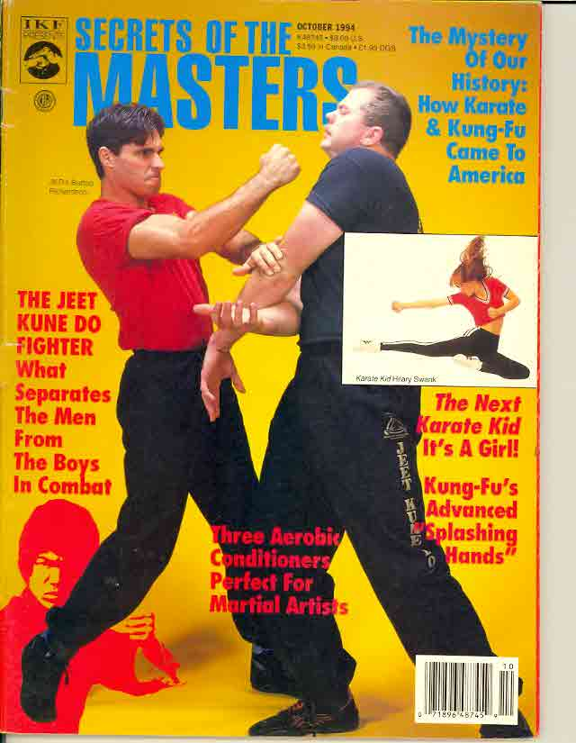 10/94 Secrets of the Masters