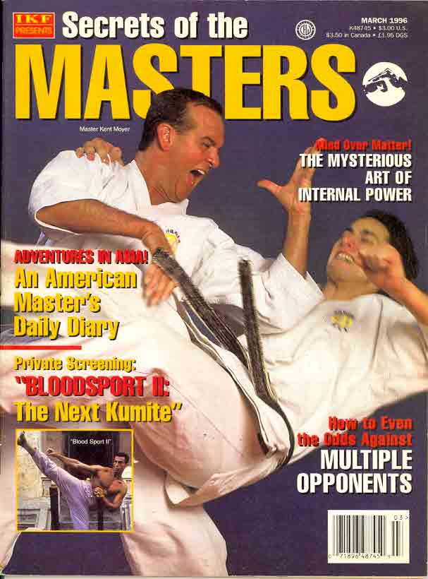 03/96 Secrets of the Masters
