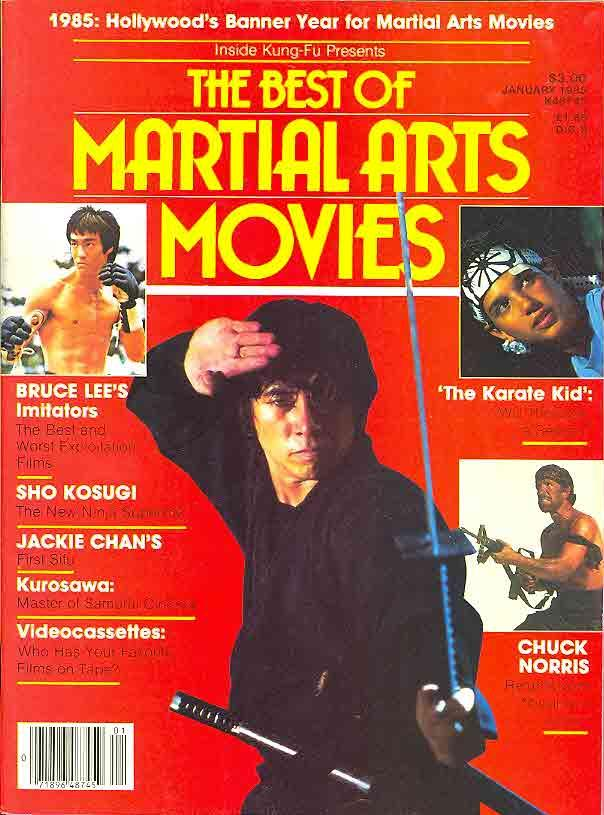 01/85 The Best of Martial Arts Movies