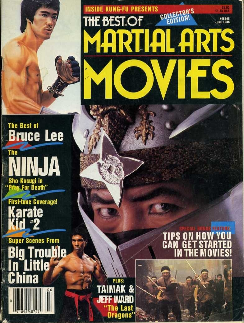 06/86 The Best of Martial Arts Movies