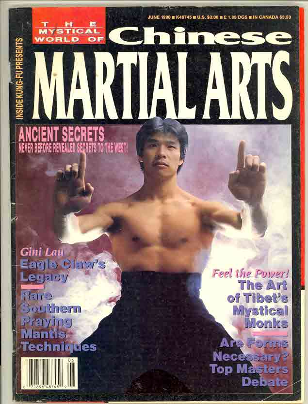 06/90 The Mystical World of Chinese Martial Arts