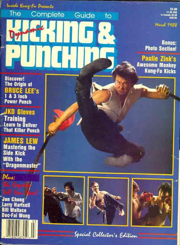 03/88 The Complete Guide to Dynamic Kicking & Punching