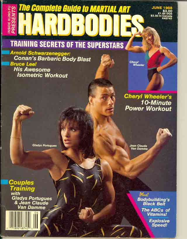 06/88 The Complete Guide to Martial Art Hardbodies