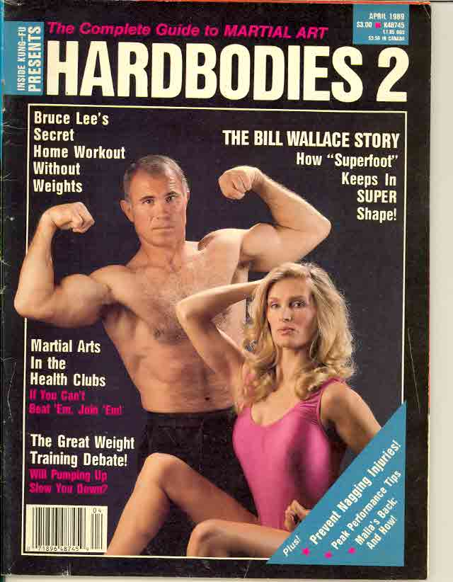 04/89 The Complete Guide to Martial Art Hardbodies