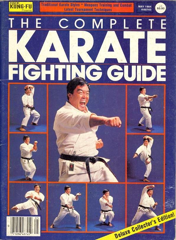 05/84 The Complete Karate Fighting Guide