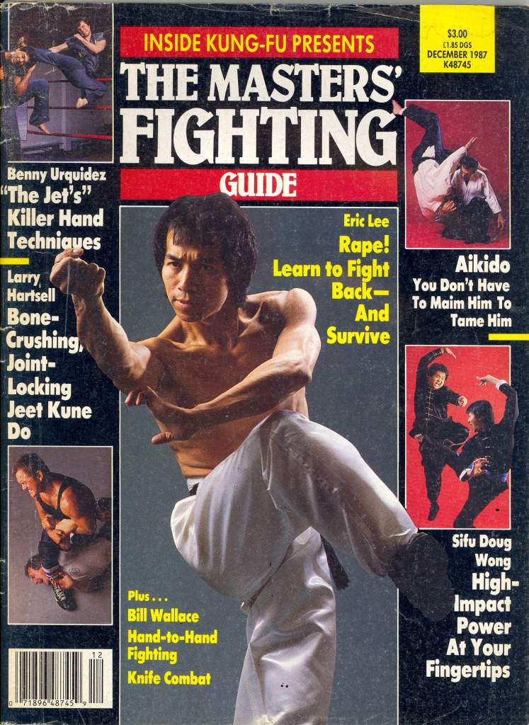 12/87 The Master's Fighting Guide