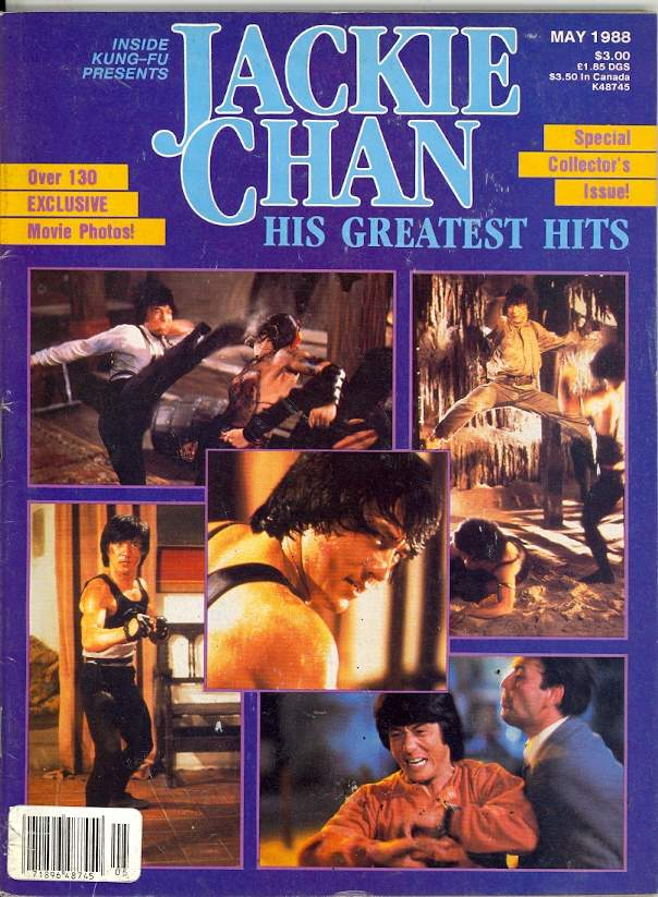 05/88 Jackie Chan His Greatest Hits