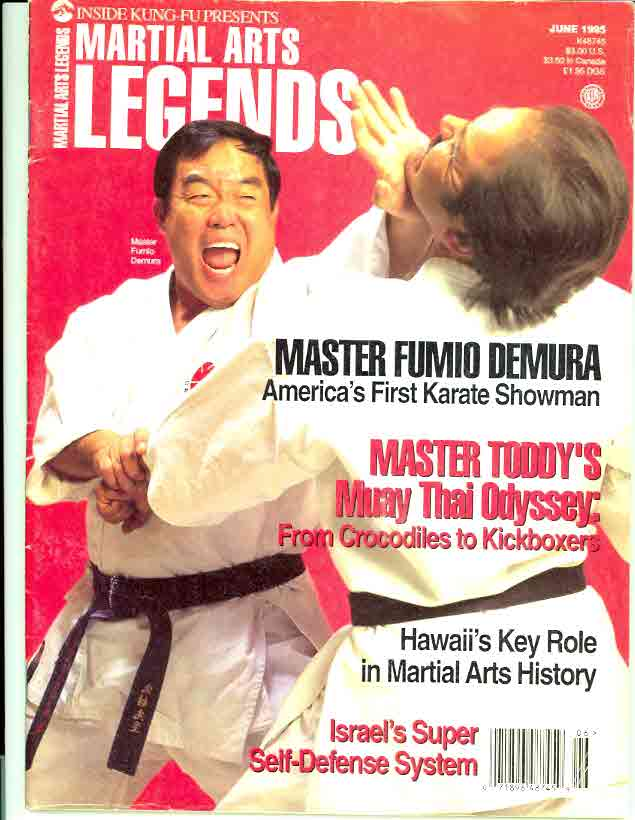 06/95 Martial Arts Legends