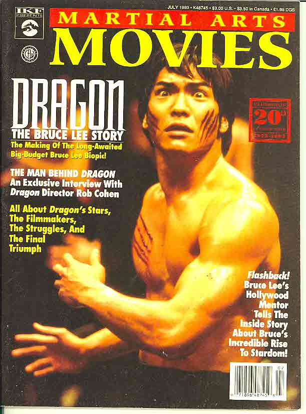 07/93 Martial Arts Movies