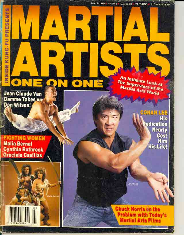 03/90 Martial Artists One on One