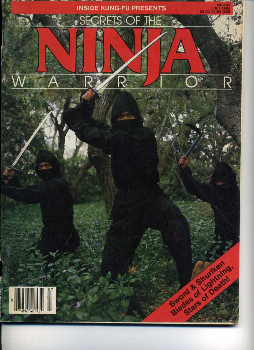07/85 Secrets of the Ninja Warrior