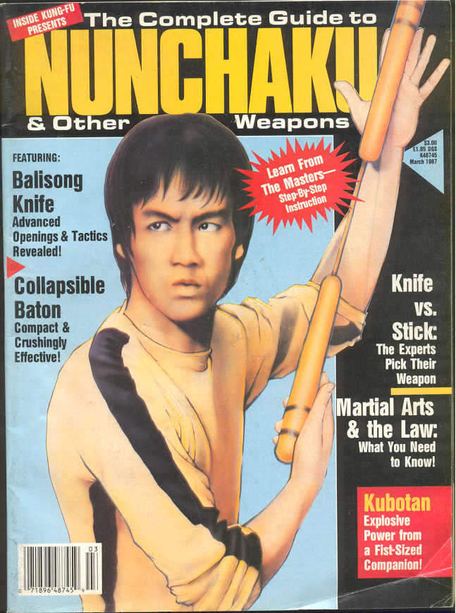 03/87 The Complete Guide to Nunchaku & Other Weapons
