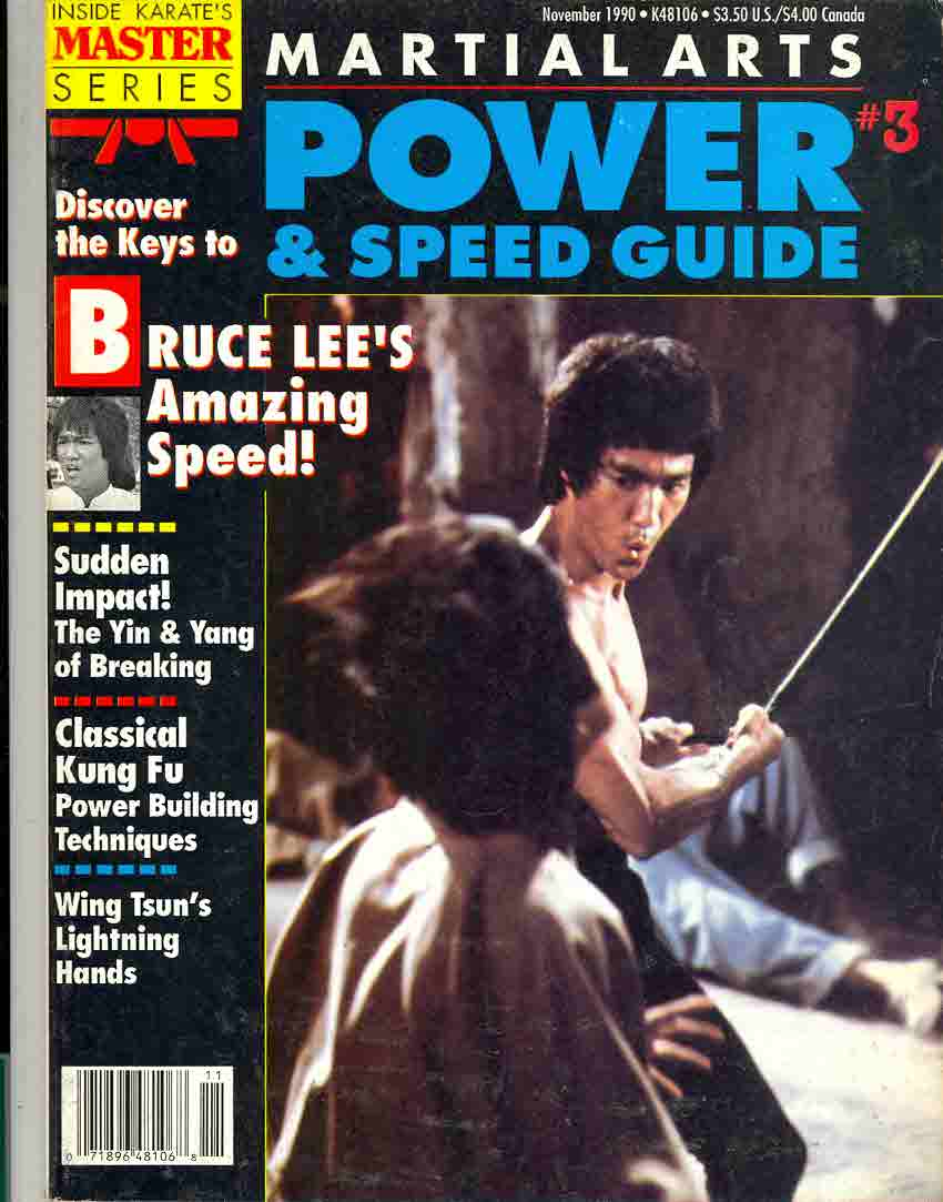 11/90 Martial Arts Power & Speed Guide