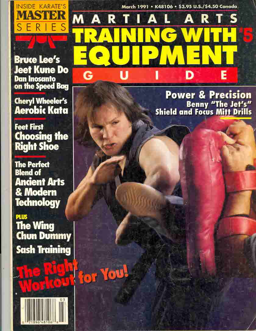 03/91 Martial Arts Training with Equipment Guide