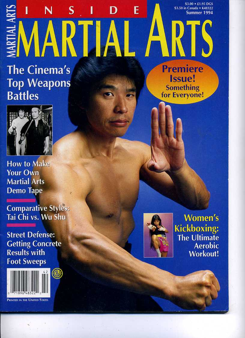Summer 1994 Inside Martial Arts