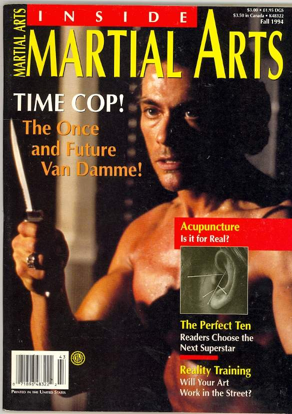 Fall 1994 Inside Martial Arts