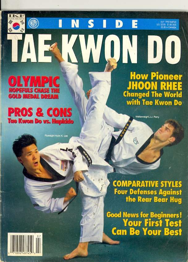07/92 Inside Tae Kwon Do