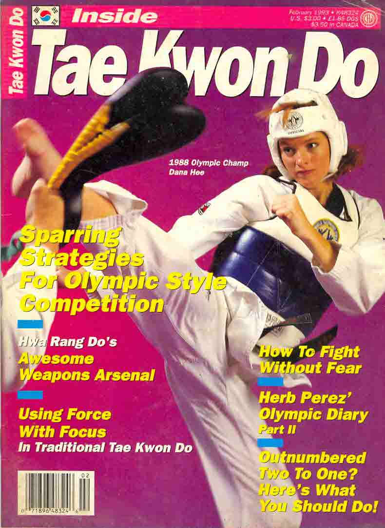 02/93 Inside Tae Kwon Do