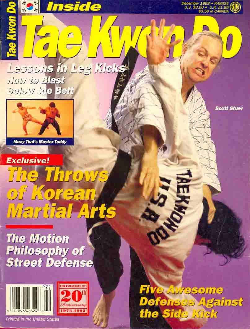 12/93 Inside Tae Kwon Do