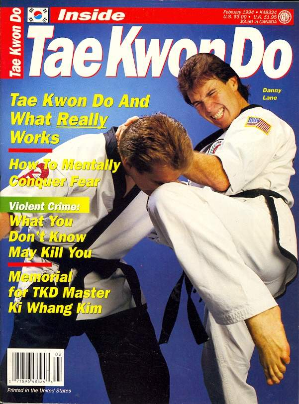 02/94 Inside Tae Kwon Do