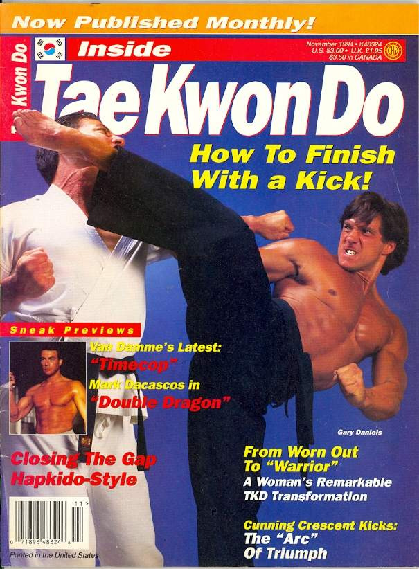 11/94 Inside Tae Kwon Do