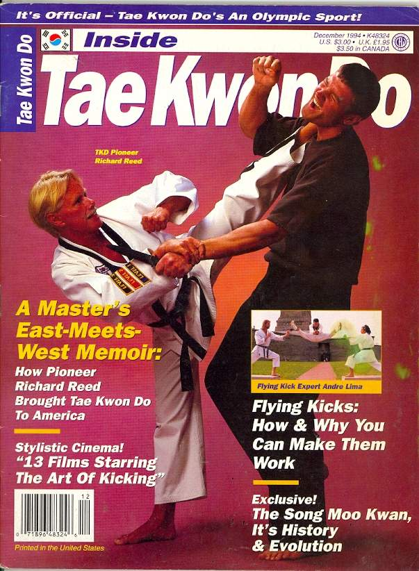 12/94 Inside Tae Kwon Do