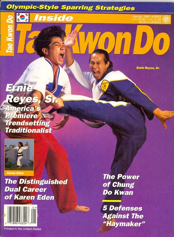 01/95 Inside Tae Kwon Do