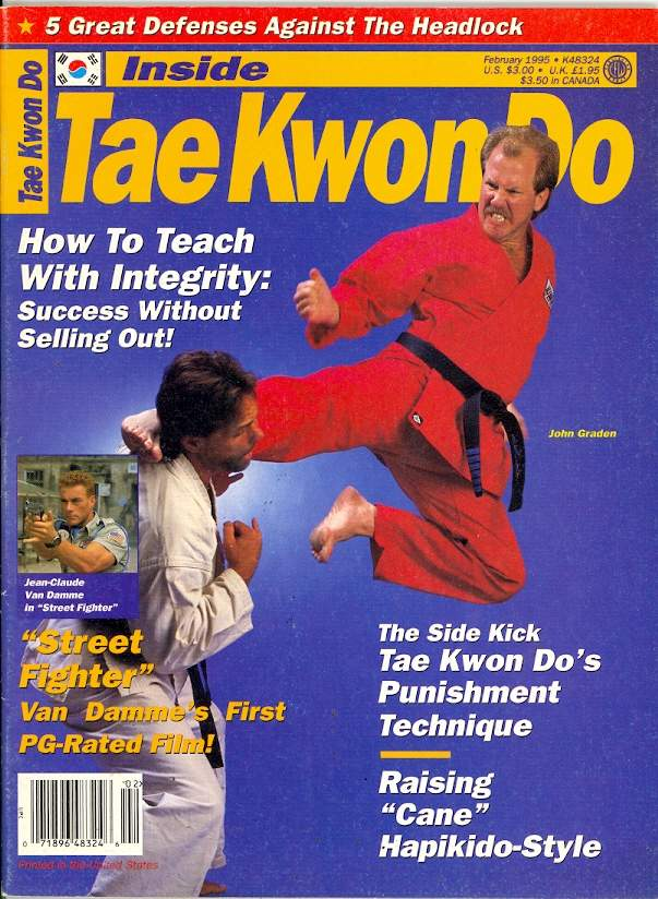 02/95 Inside Tae Kwon Do