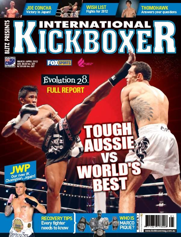 03/12 International Kickboxer