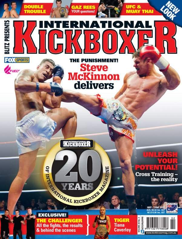 05/12 International Kickboxer