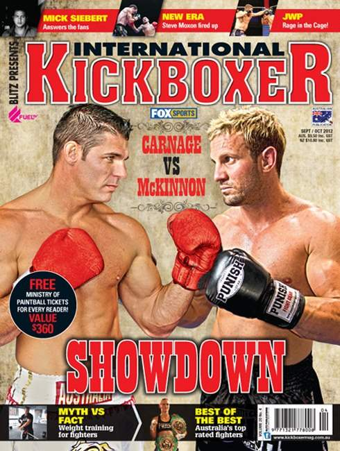 09/12 International Kickboxer