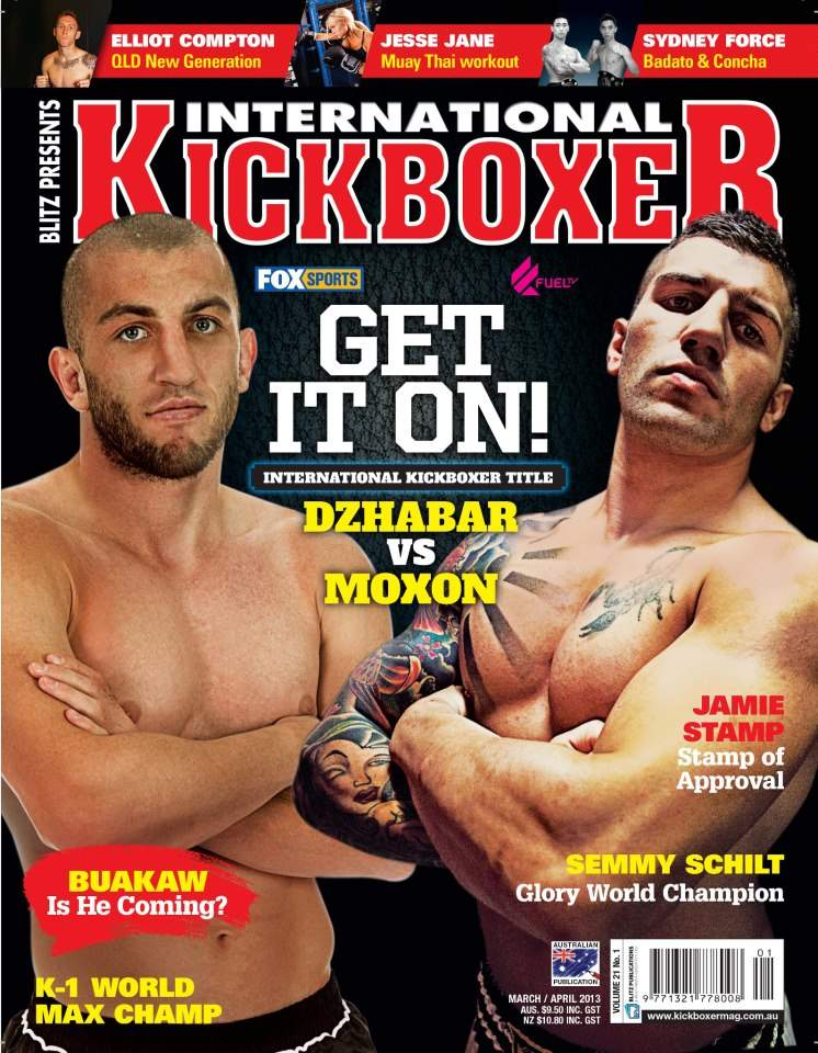 03/13 International Kickboxer
