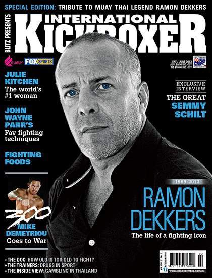 05/13 International Kickboxer