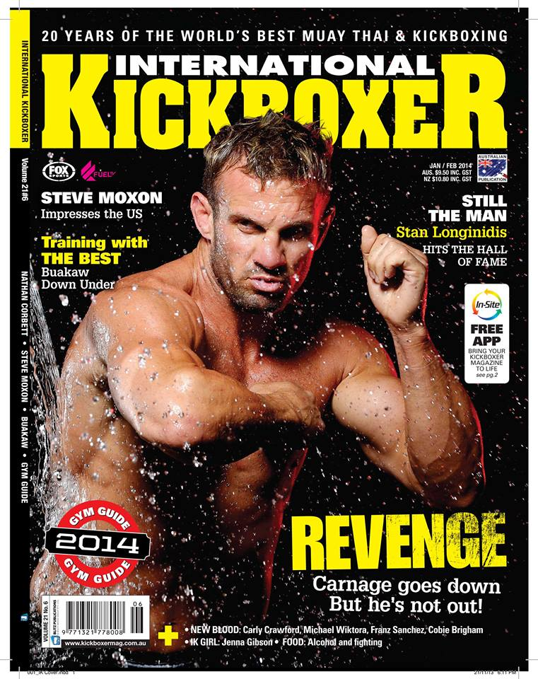 01/14 International Kickboxer