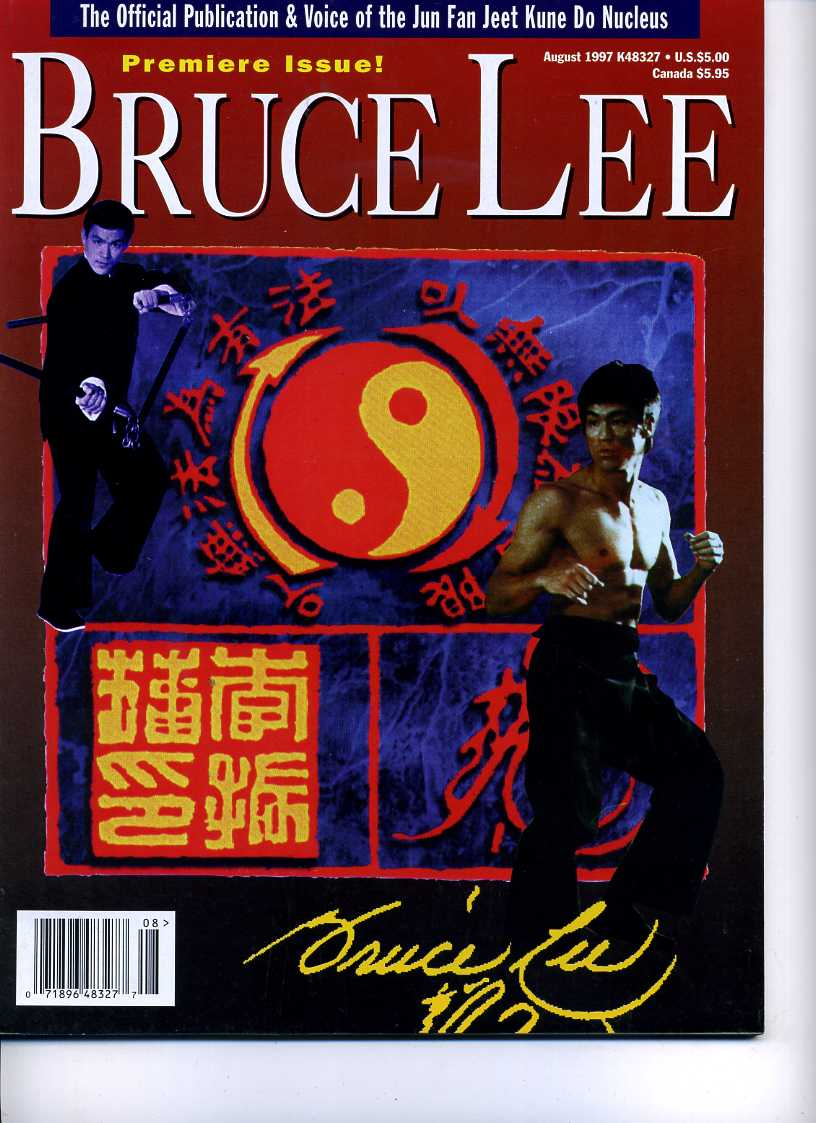 08/97 Jun Fan Jeet Kune Do Nucleus Bruce Lee
