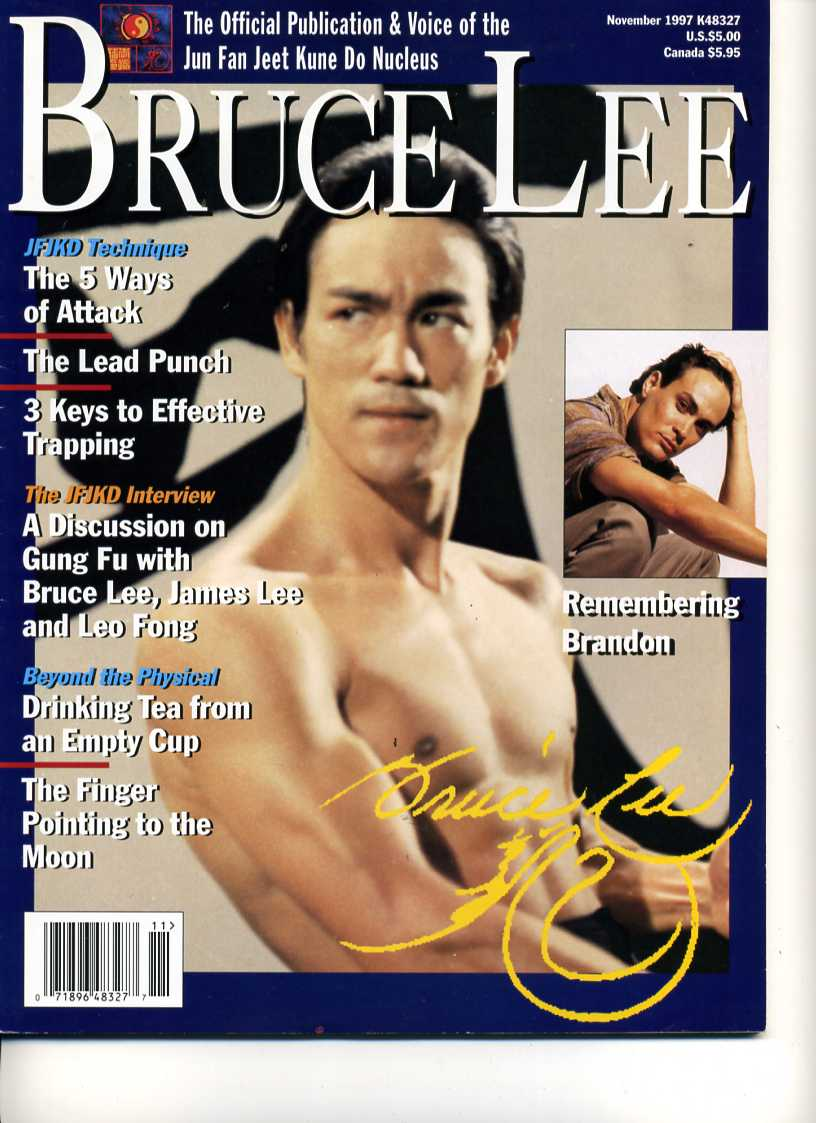 11/97 Jun Fan Jeet Kune Do Nucleus Bruce Lee